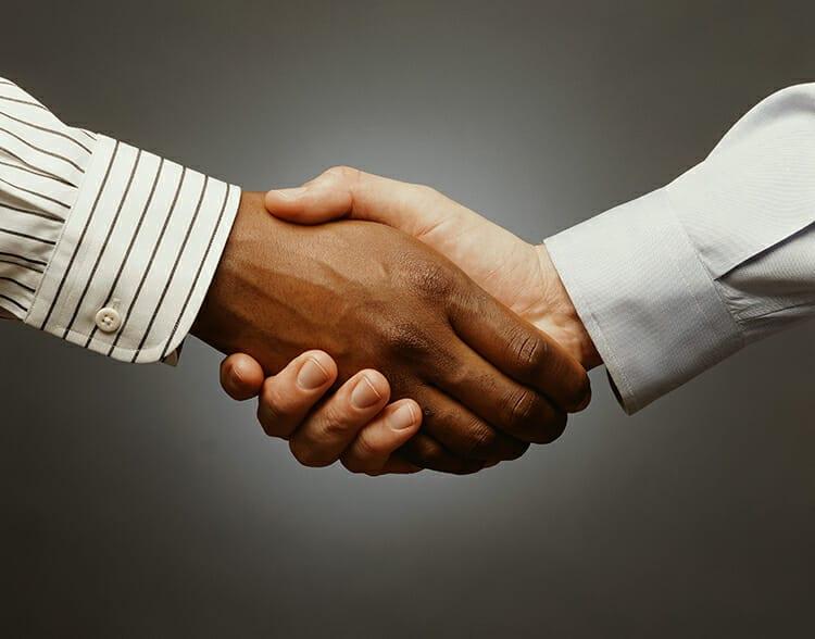 Handshake 35300