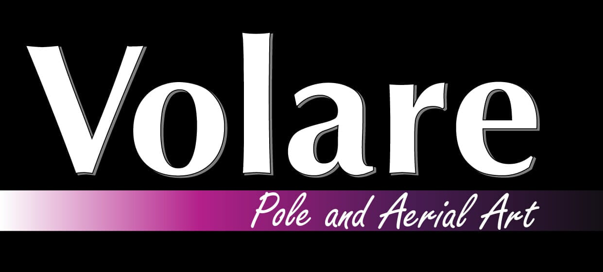 Volare Logo On Black2 RGB