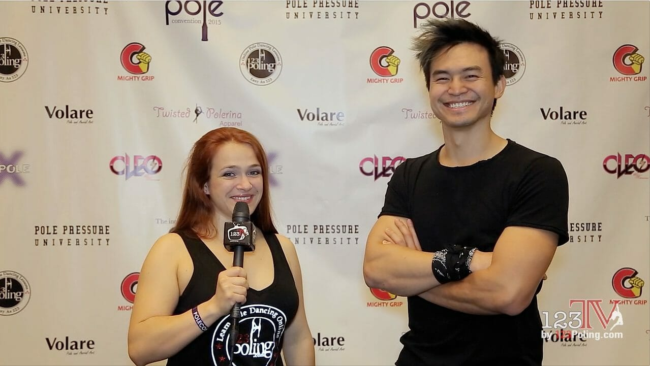Interview With Dr. Kenneth Kao, Pole Ninja