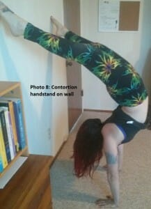 Photo 8 -- contortion handstand