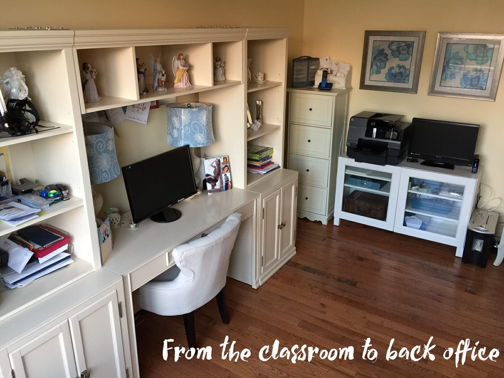 From The Classroom To The Back Office