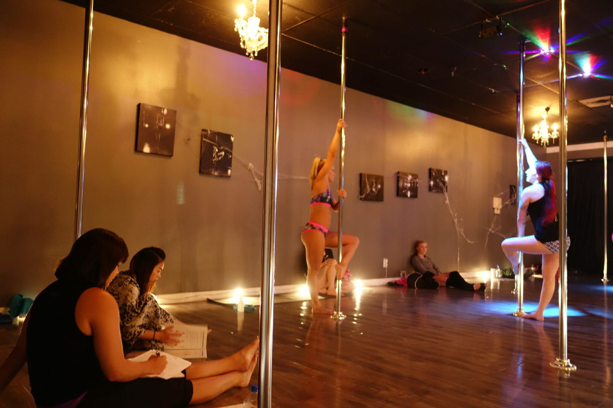 Finding The Right Pole Teacher