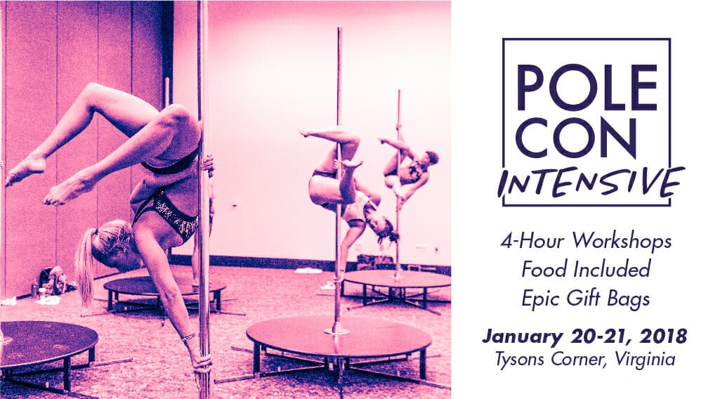 "What Is The ""PoleCon: Intensive""?"