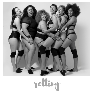 Rolling – Legwear And Harnesses